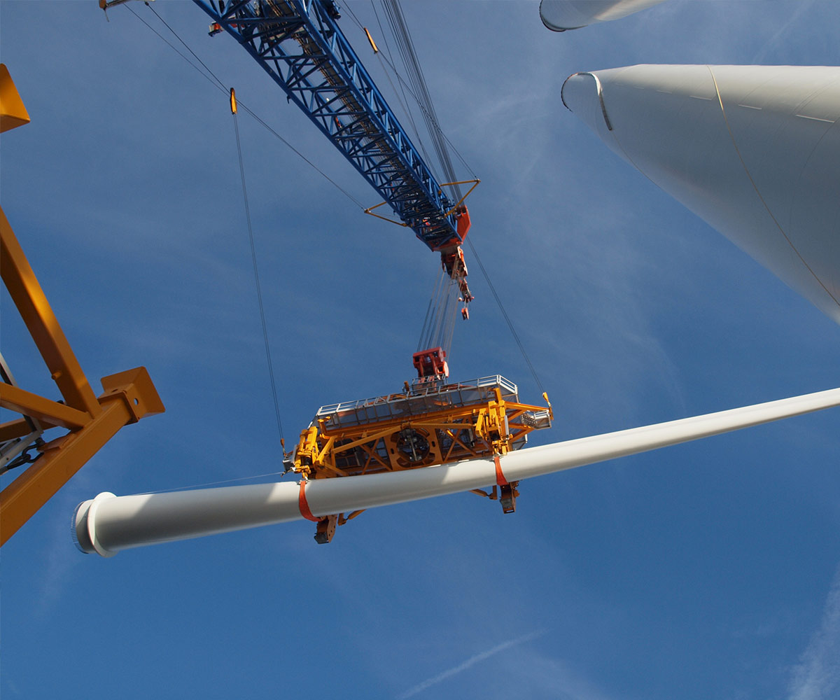 Wind Projects - Owner Representative - Your Preferred Partner in the Wind Industri
